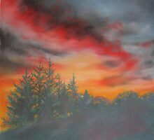 Line of Fire by bevmorgan