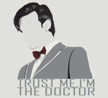 Trust Me,I'm The Doctor by drawingdream