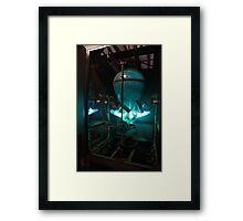 Mercury Arc Rectifier Framed Print