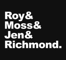 Roy Moss Jen Richmond T-Shirt