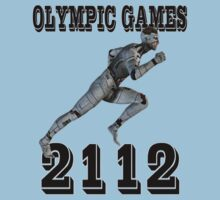 Future Olympic Games .. tee shirt by LoneAngel