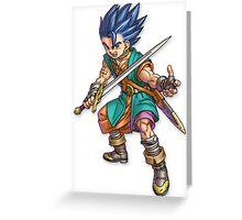 Dragon Quest 6 Greeting Card