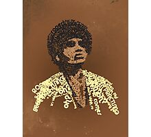 Mr. Williams - Enter the Dragon Photographic Print