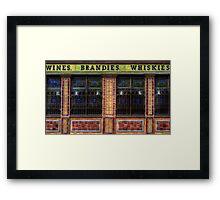 Crown Liquor Saloon - Wall Framed Print