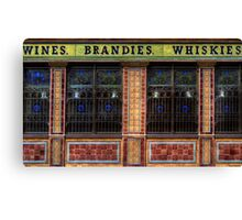 Crown Liquor Saloon - Wall Canvas Print