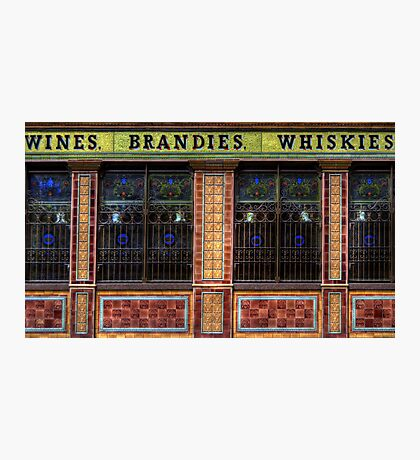 Crown Liquor Saloon - Wall Photographic Print