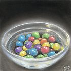 Gumballs by Amy-Elyse Neer