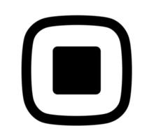 Play-pause-stop Sticker
