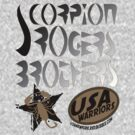 scorpion usa warriors by rogers brothers by usanewyork