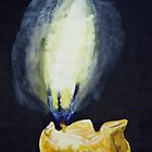 Light in the dark.  by Naomi  Dowdeswell