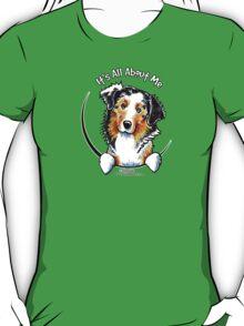 Australian Shepherd :: It's All About Me T-Shirt