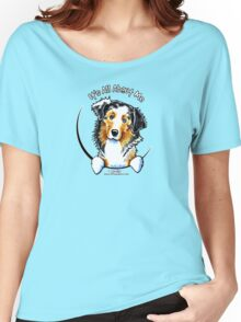 Australian Shepherd :: It's All About Me Women's Relaxed Fit T-Shirt