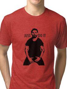 Shia LaBeouf Do It Tri-blend T-Shirt