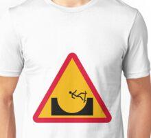 Skate or not 2  Unisex T-Shirt