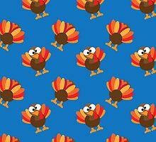 Cutest Turkey by HolidaySwaggT