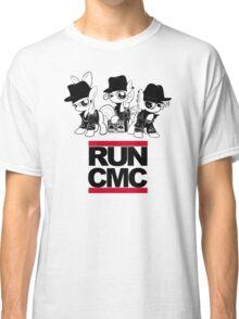 RUN CMC T-shirt (white) Classic T-Shirt