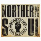 Northern Soul (Gold) by delosreyes75