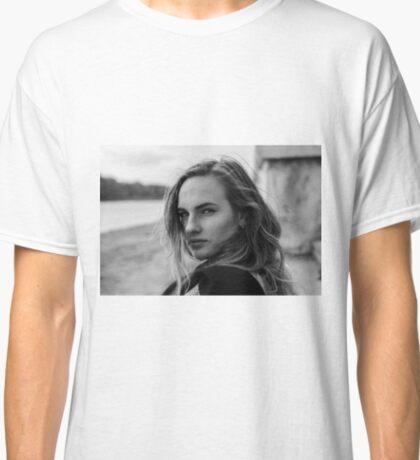 girl, Lady  Classic T-Shirt