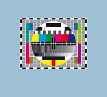 TV transmission test card Unisex T-Shirt
