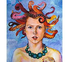 You Octopi My Mind Photographic Print