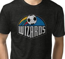 Wizards (Kansas City) Tri-blend T-Shirt
