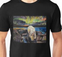 Northern Lights Unisex T-Shirt