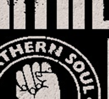 Northern Soul (Silver) Sticker