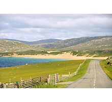 Harris: Touring The Coast Photographic Print