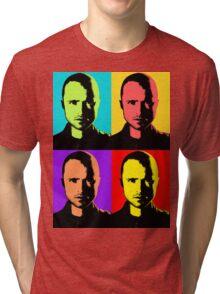 Jesse Pinkman Tri-blend T-Shirt