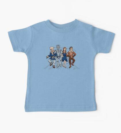 Wizard of Who Baby Tee