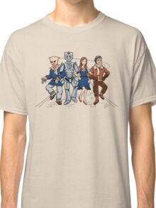 Wizard of Who Classic T-Shirt