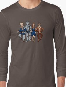 Wizard of Who Long Sleeve T-Shirt