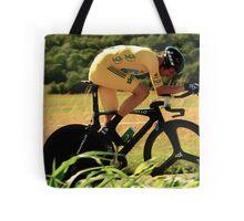 Bradley Wiggins Tote Bag