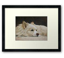 Finley Framed Print