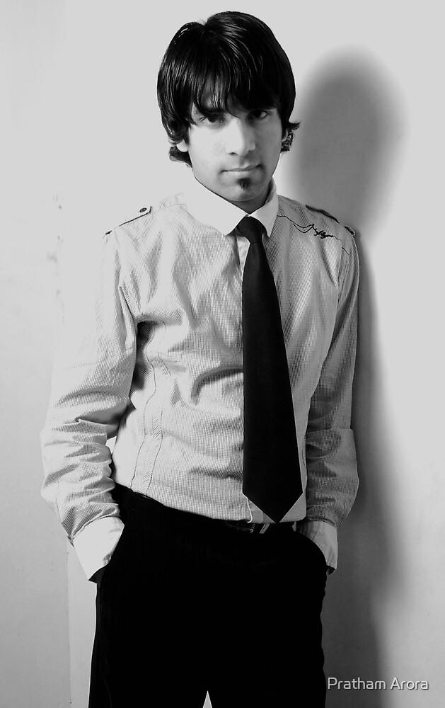 Black Tie by Pratham Arora