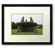 On Tynwald Hill Framed Print