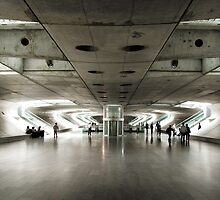 Oriente Station by larajlcouldwell