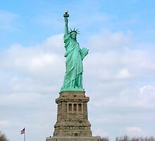 Statue of Liberty, New York by crhodesdesign