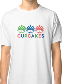 Cupcake Fun primary Classic T-Shirt