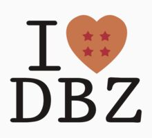 I <3 DRAGON BALL Z by SpazzyFanGirl