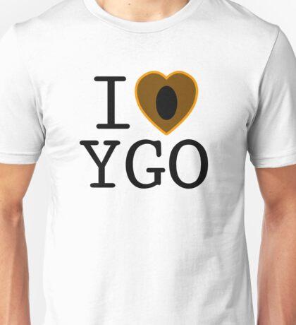 I <3 YU-GI-OH! Unisex T-Shirt