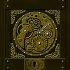 Steampunk Box by Amiteestoo