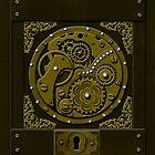 Steampunk Box by Amiteestoo