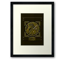 Steampunk Box Framed Print
