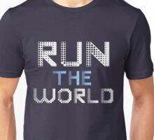 Run the World Unisex T-Shirt