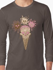 Ice Scream Long Sleeve T-Shirt