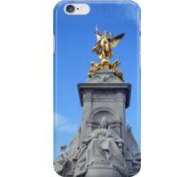 Victoria Memorial, London iPhone Case/Skin