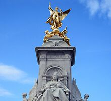 Victoria Memorial, London by crhodesdesign