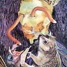 Van Gogh 2 Crazy Days. by Andy Nawroski