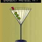 Emergency Protocol #417 by Amiteestoo